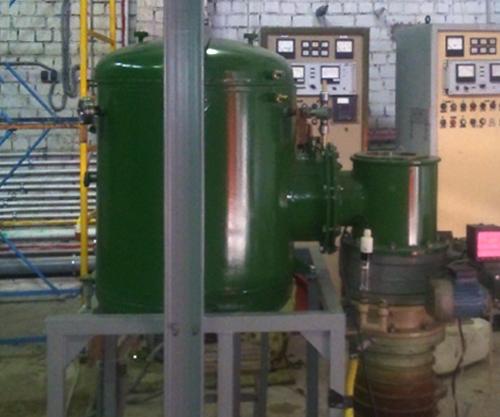 Сборка дополнительного печного технологического оборудования при восстановление Sm2O3 лантанотермией с одновременной дистилляцией